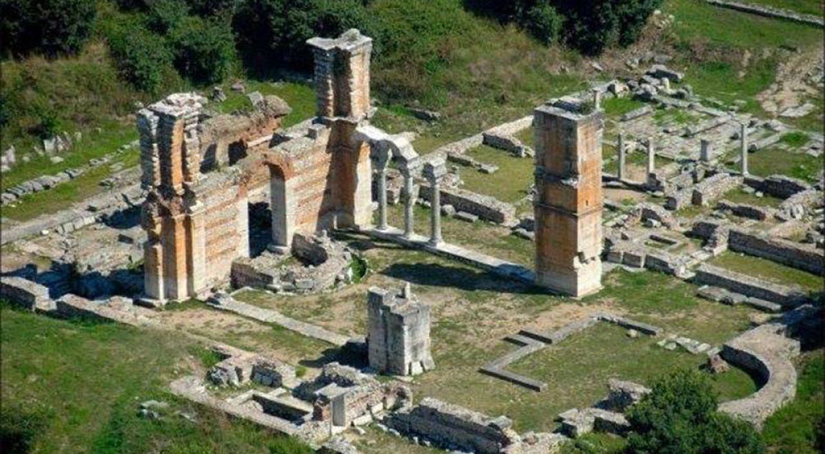 Αναβαθμίζεται ο αρχαιολογικός χώρος των Φιλίππων Καβάλας - etravelnews.gr