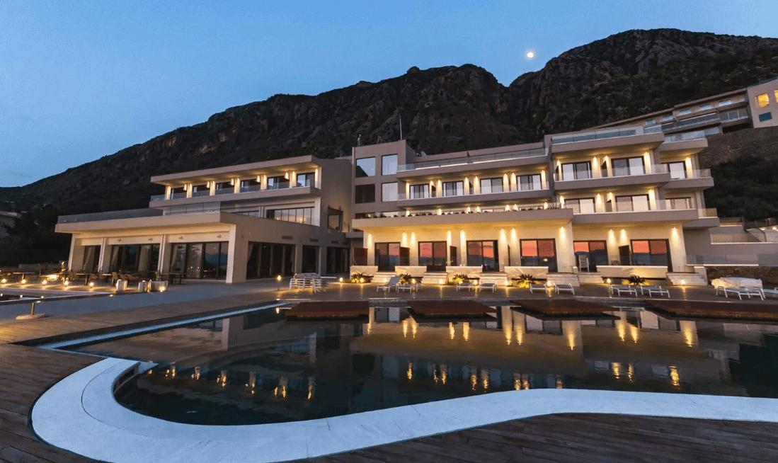 Messinian Icon: Νέο 5άστερο ξενοδοχείο ανοίγει λίγο έξω από την ...